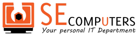 SE Computers, your personal IT Department. main logo